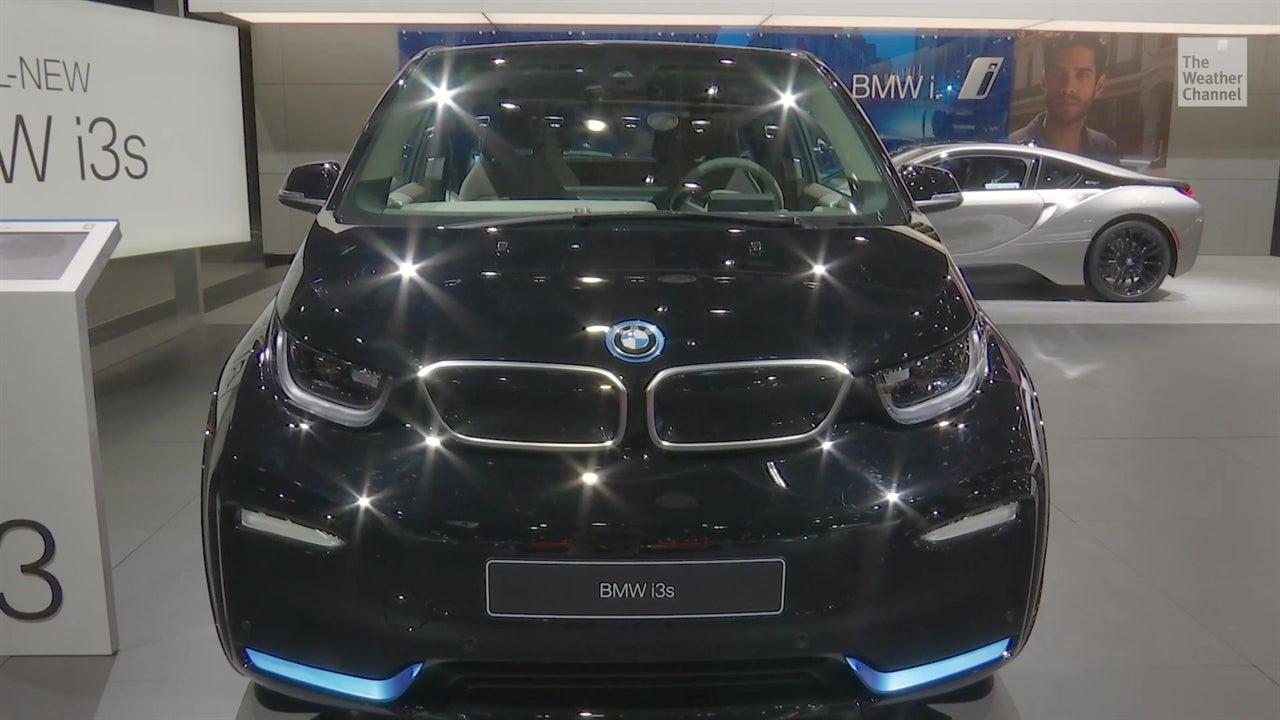 Frío extremo afecta a los carros eléctricos