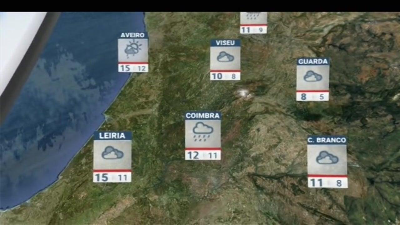 Veja aqui o tempo para esta quinta-feira - The Weather Channel