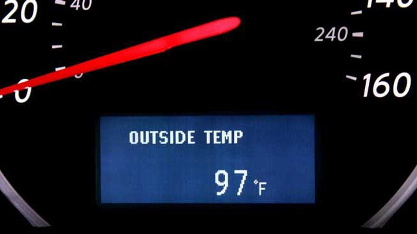 Why Your Car Thermometer is WRONG
