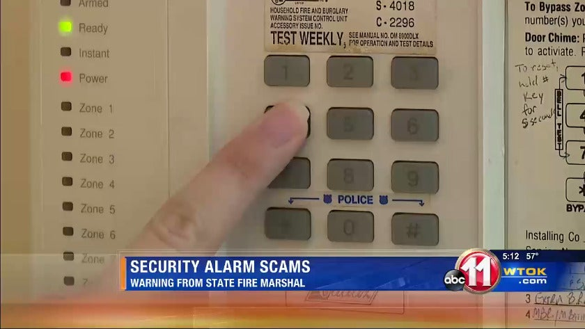 Alarm And Security Circuits