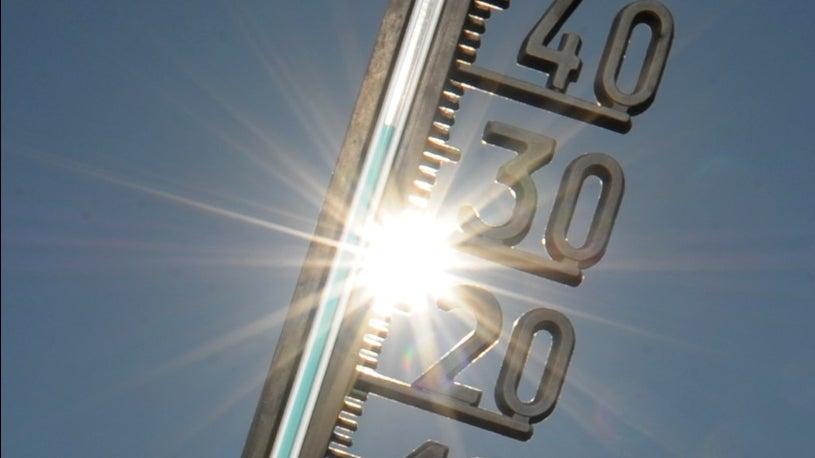 Dienstag bis zu 31 Grad! Dann folgen Gewitter