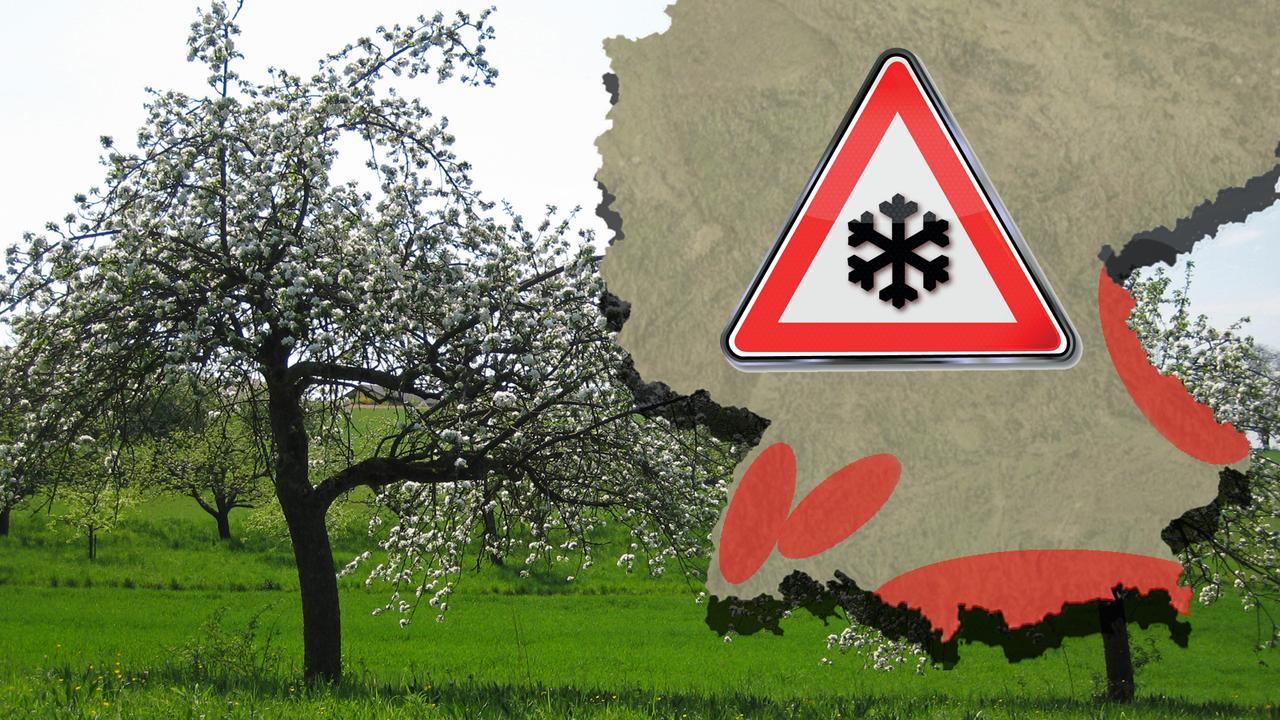 Wo der Frühling Pause macht - Und wann es sonnig wird