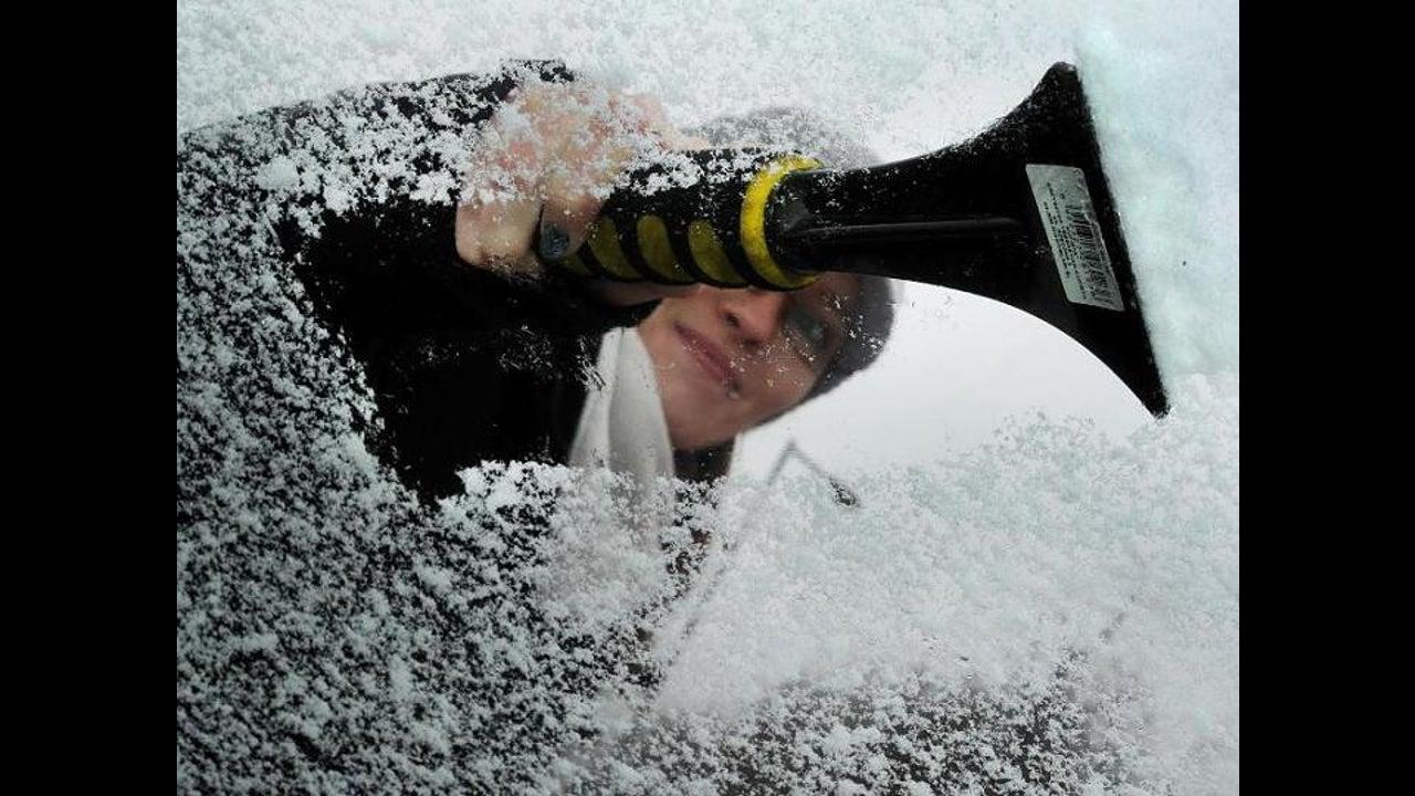 Autofahren im Winter: Bei diesen Fehlern droht Bußgeld