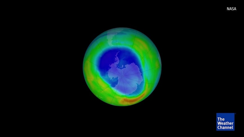 Scientists are Starting to Worry Again About Earth's Ozone Layer