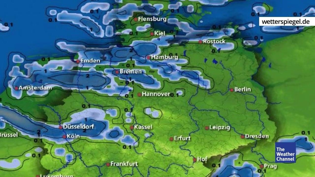 Gewitter und Wasserhosen: Hier wird es turbulent!