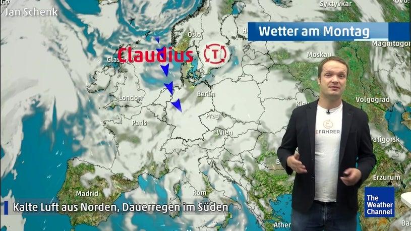 Wetter heute: Kaltstart in die Woche, dann wird es warm