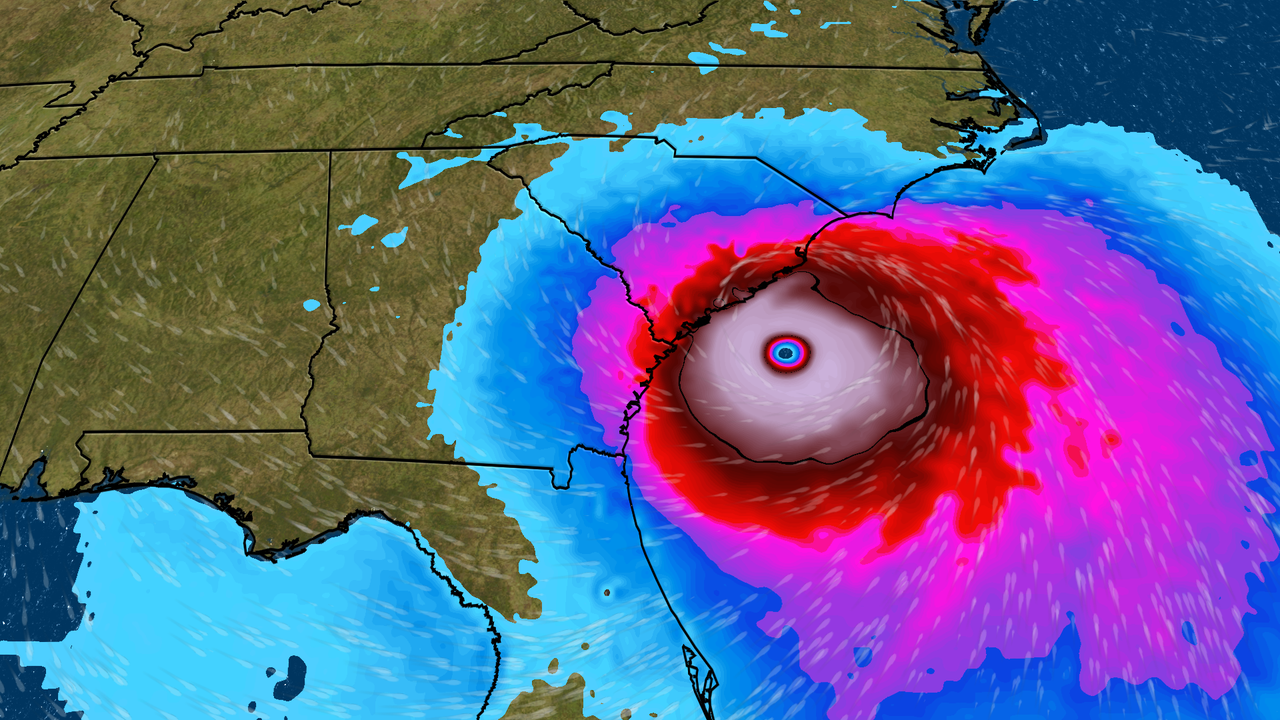 Wegen des Monstersturms Dorian, der nun wieder ein Hurrikan der Stärke 3 ist, sind Millionen Menschen angehalten worden, die Südostküste der USA zu verlassen. Auf den Bahamas steigt die Zahl der toten, nachdem Dorian über den Inselstaat zog.