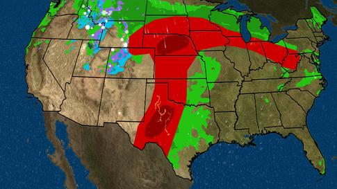 Dangerous Severe Weather Outbreak Ahead