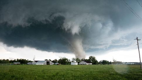 2018 Fewest Tornado Deaths on Record