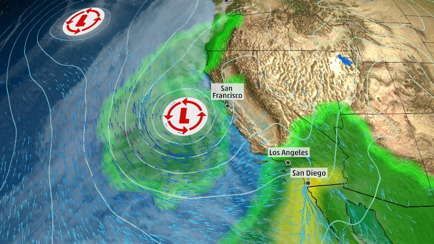 Dangerous Situation Ahead For California