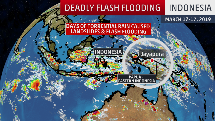 Indonesia Flooding, Earthquake Devastate Villages; Death Toll Climbs to More Than 90 People
