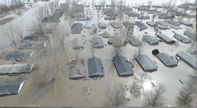 Cost of Midwest Flooding Continues to Pile Up
