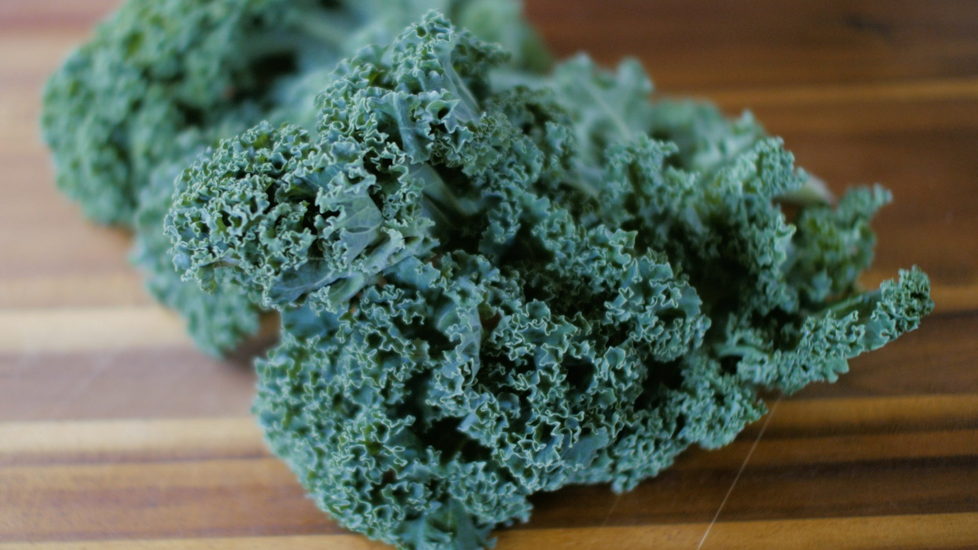 Kale Ranks High on 'Dirty Dozen' Pesticide List