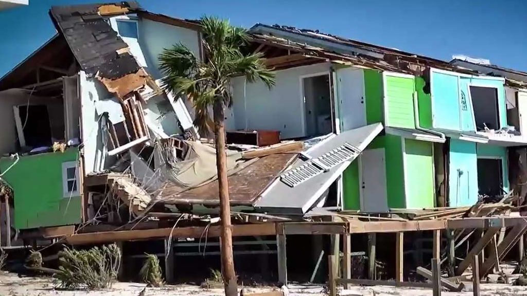 Florida Panhandle Still Struggling to Recover from Hurricane Michael