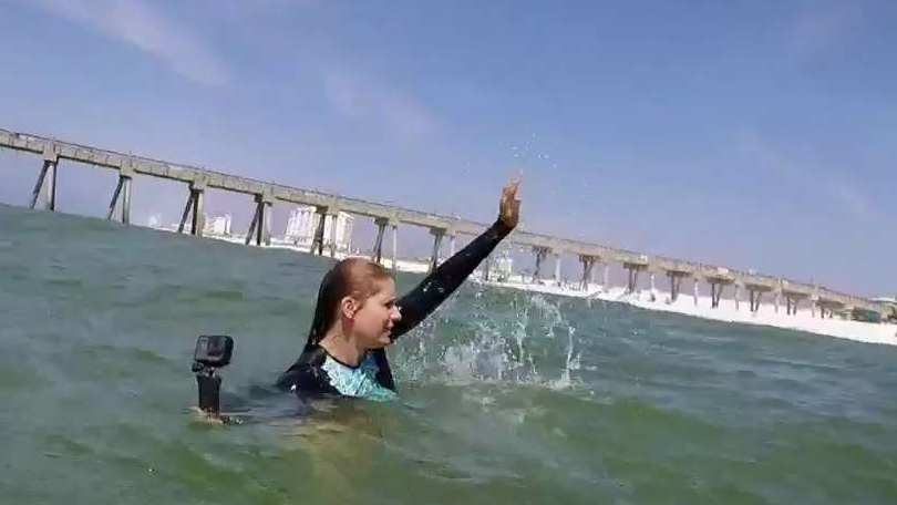 Caught in a Rip Current, Now What?