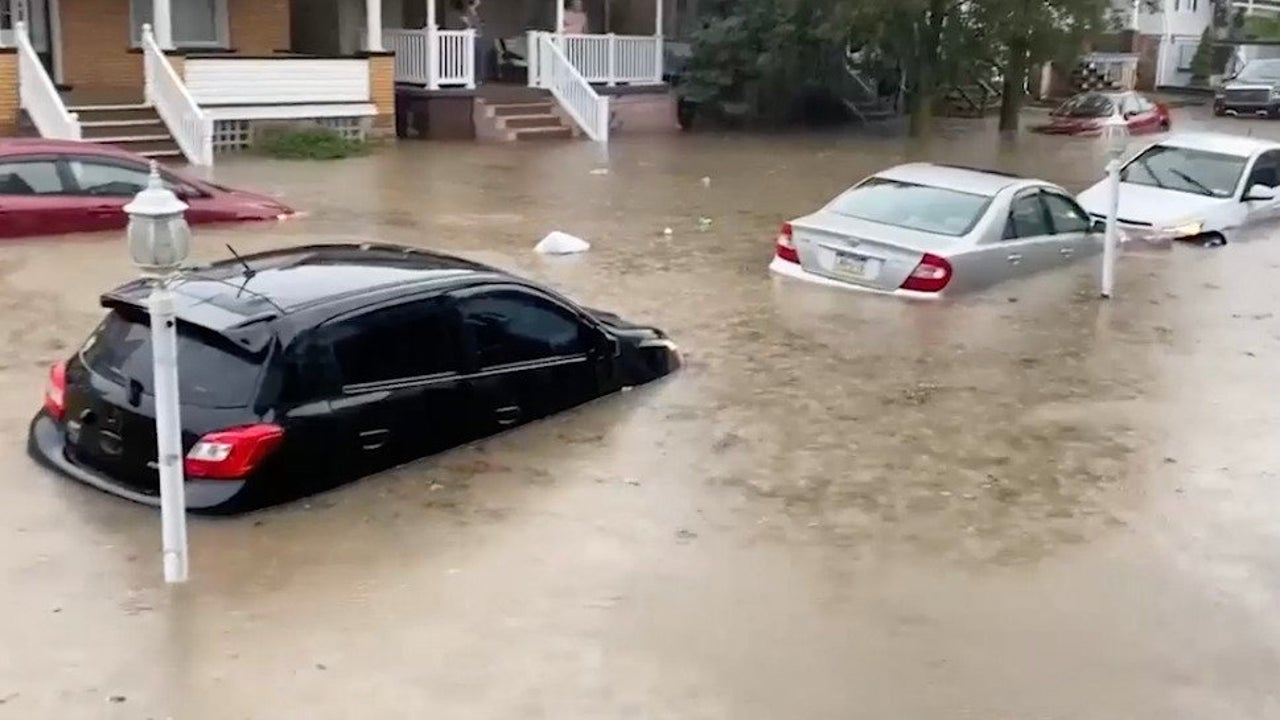 Flash Flood Threat Ramps Up Now. Here's Why