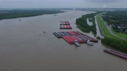 High Water Bringing Danger to New Orleans