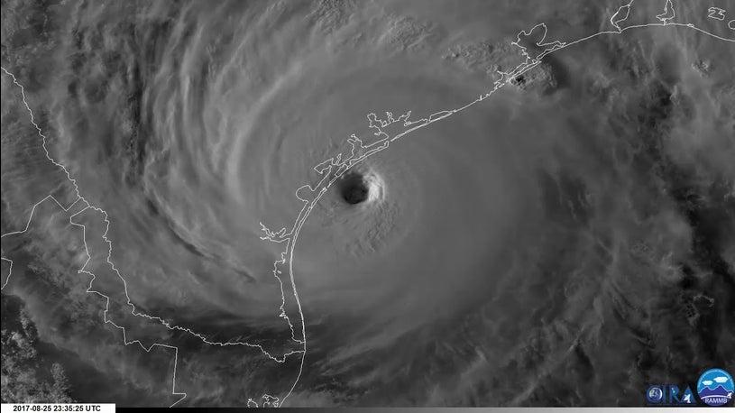 Remembering Hurricane Harvey