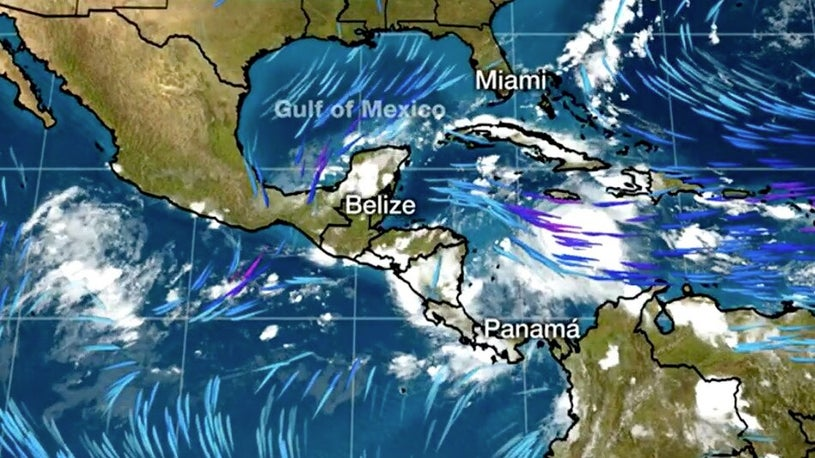What Central American Gyre Means for Hurricane Season