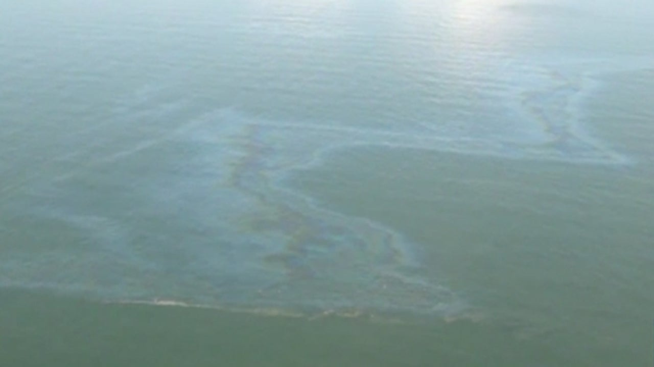 'Hidden' oil spill is longest continuous spill in U.S. History
