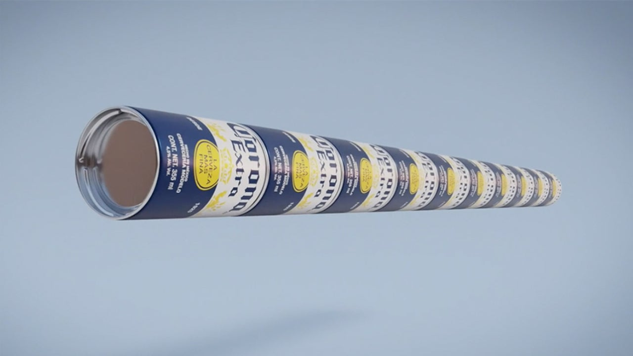 Corona Ditching Plastic Six-Pack Rings for This?