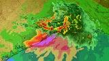 Imelda Brings Catastrophic Rainfall to Texas