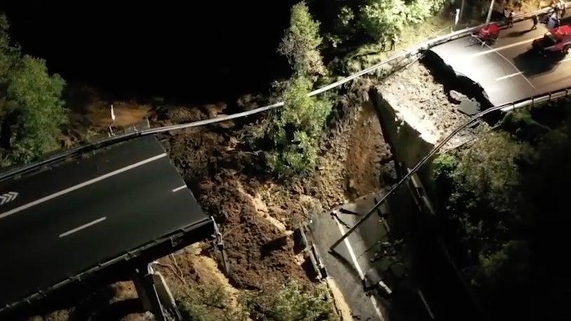 Italy, France Devastated by Deadly Flooding, Landslides