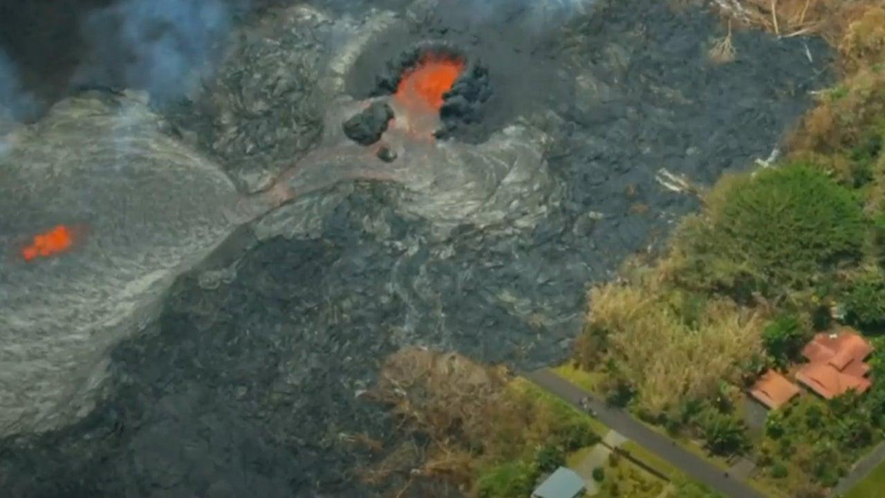 Major Highway Near Kilauea Finally Cleared of Lava