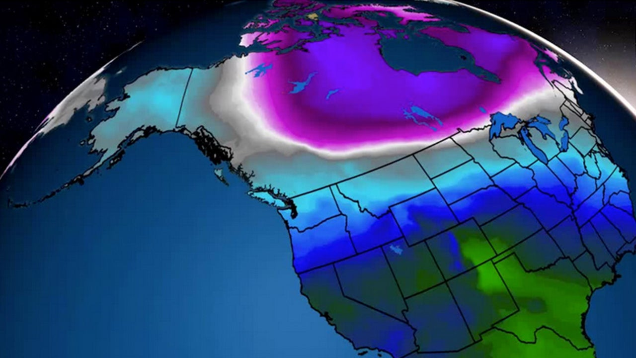How a Lack of Arctic Ice Contributes to Cold Weather in Lower 48