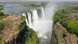 Victoria Falls Is Barely a Trickle and Climate Change Could Be to Blame