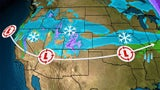 Snow, Ice and Rain Will Spread Coast to Coast Into Early Next Week