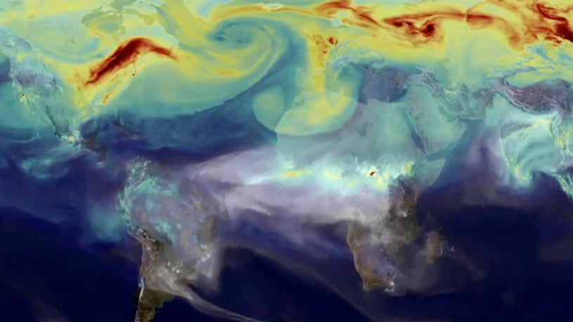 Carbon Dioxide Emissions Set to Increase Again in 2019