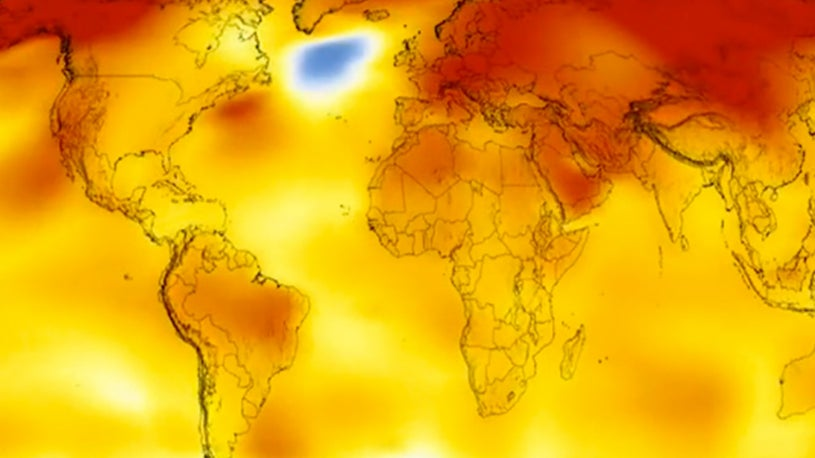 Daily Weather Now Shows Climate Change