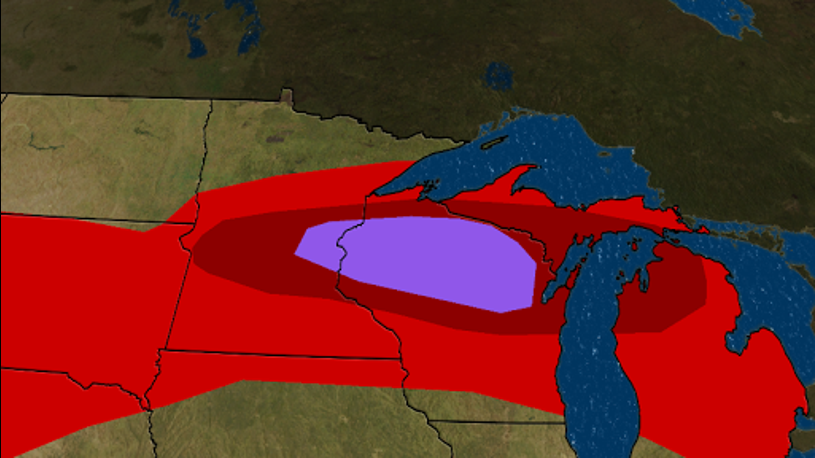 Severe Threat into Saturday for Upper Midwest