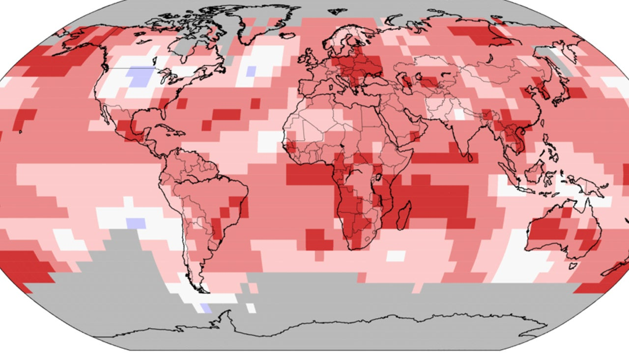 New Report: 2019 Second-Hottest Year on Record