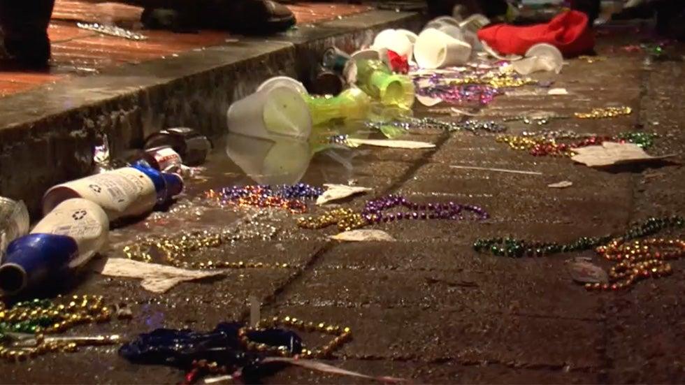 Is Mardi Gras a Microplastics Nightmare?