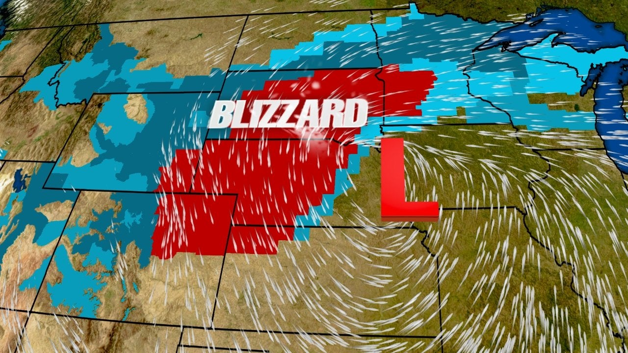 Intense Winter Storm Could Dump 2 Feet of Snow