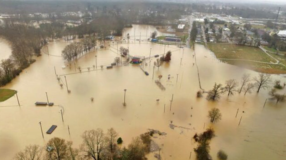 'Total Chaos': Evacuations in Two States as Flooding, Deadly Landslides Hit