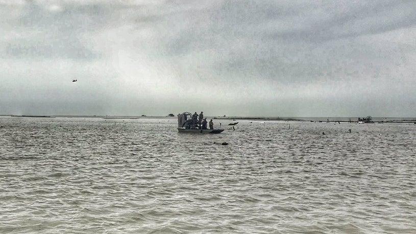 Amazon Prime Air Cargo Plane Crashes Into Texas' Trinity Bay Near
