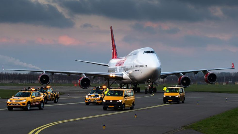 Retired Boeing 747-400 to Become Attraction at Amsterdam Hotel