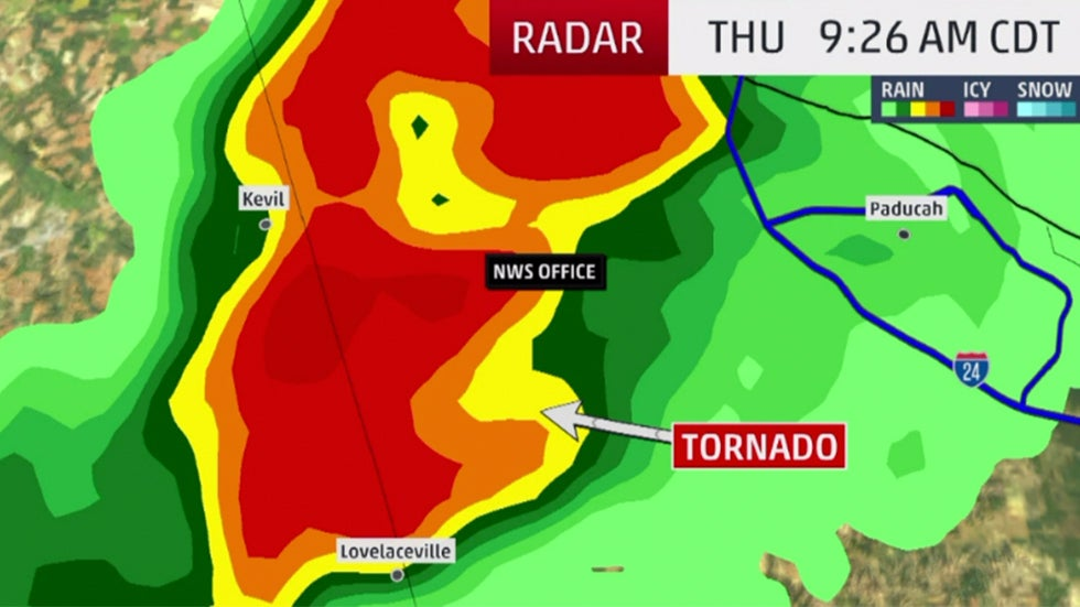 Close Call for Two National Weather Service Offices