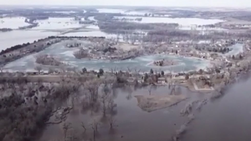 Livestock Lost, Calves Swept Away in Midwest Flooding
