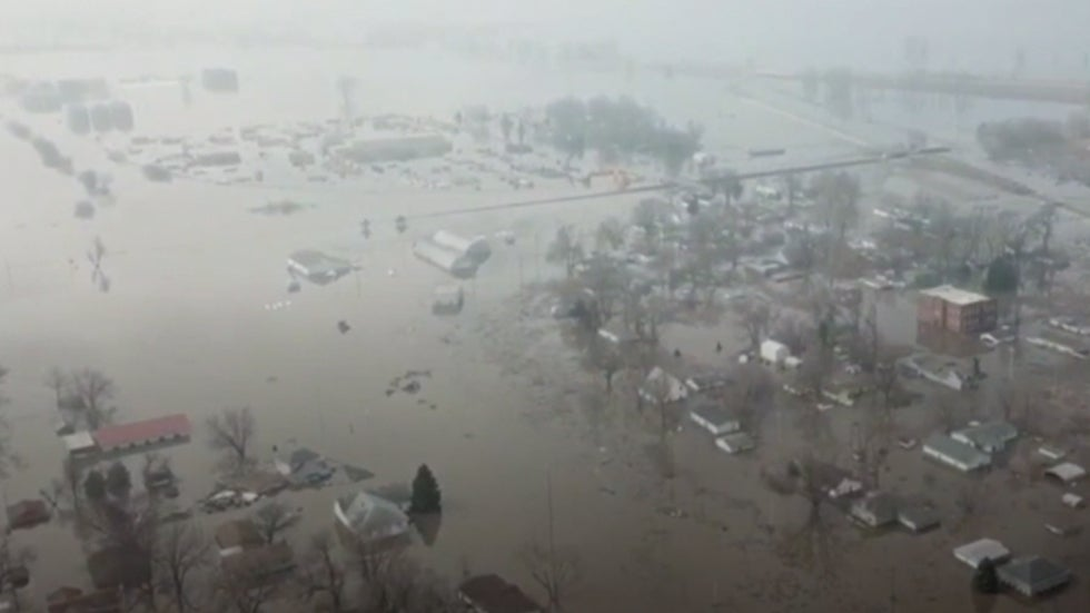 200 Miles of Levees Breached in Midwest