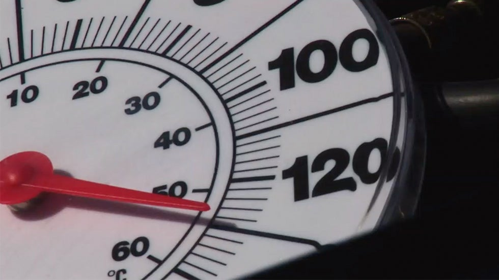 Record Heat Twice as Likely as Record Cold