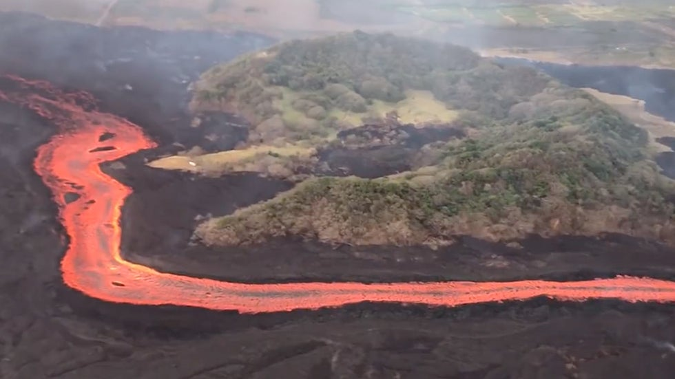 Kilauea Volcano Left Piles of Lava Nearly as Tall as Eiffel Tower