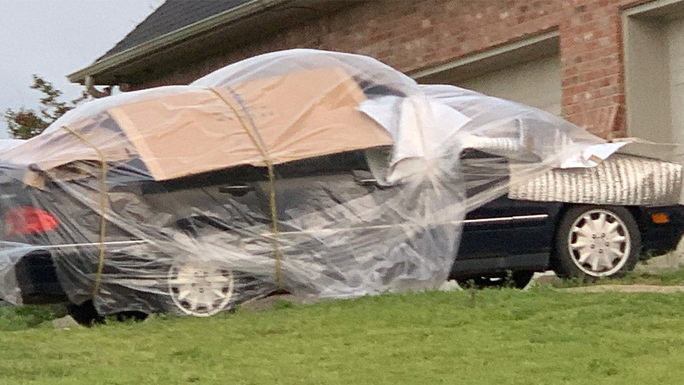 How Texans Protect Their Vehicles from Hail