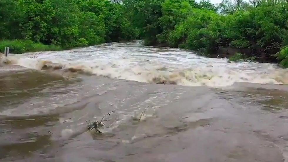 Deadly Storms Move Through Texas