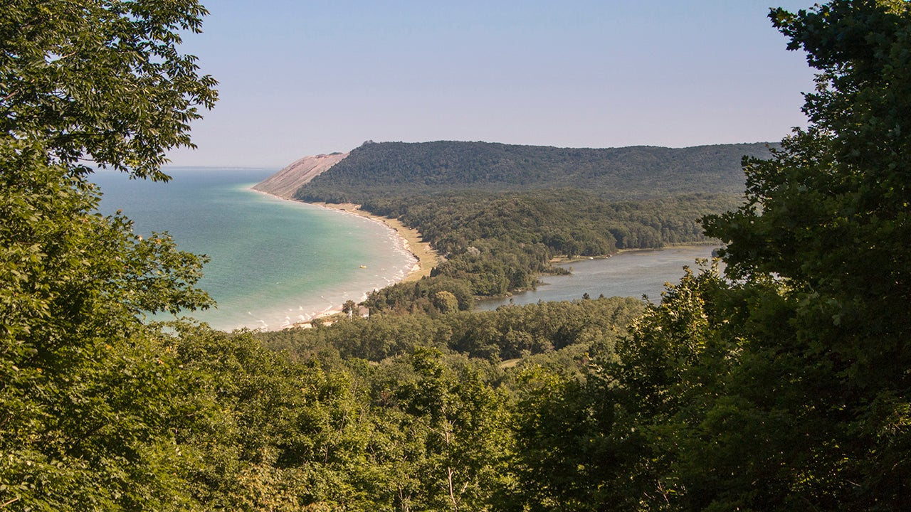 National Park in Michigan Offering Track Wheelchair for Disabled