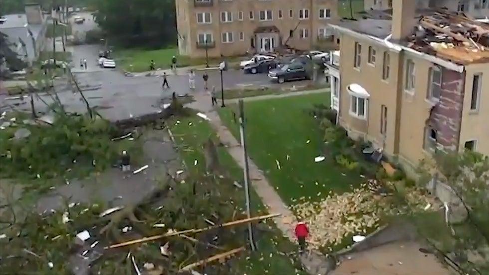 American Red Cross Providing Help for Jefferson City Tornado Victims