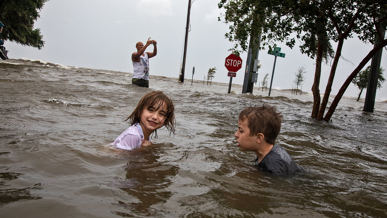 Are the remnants of Barry's impacts even worse than before?